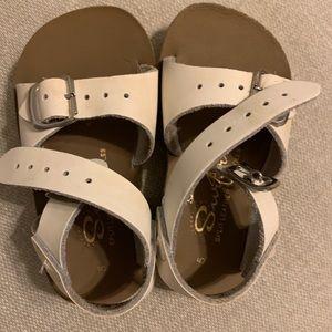 Size 5 Saltwater Sandals